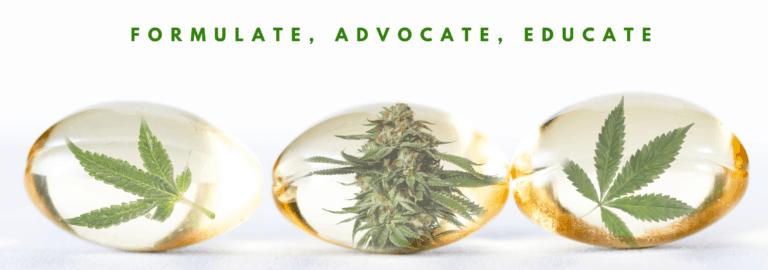 whole organix - formulate, advocate, educate, our motto